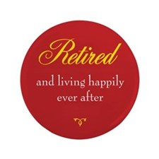 "Retirement 3.5"" Button (100 pack)"