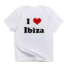I Love Ibiza Infant T-Shirt