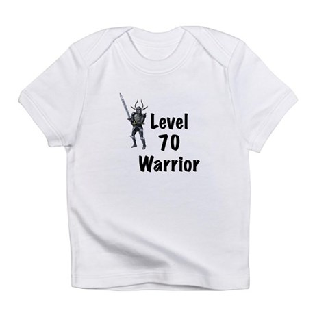 Level 70 Warrior Infant T-Shirt