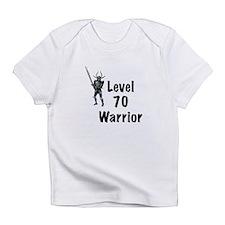 Level 70 Warrior Infant T-Shirt