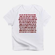 Office Space Milton Infant T-Shirt