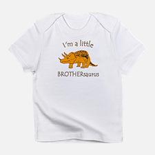 I'm a Little Brothersaurus Infant T-Shirt