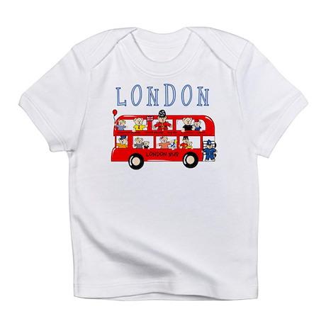 London Bus Infant T-Shirt