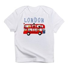 London Bus Infant T-Shirt
