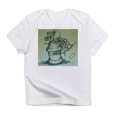 graffiti/art Creeper Infant T-Shirt