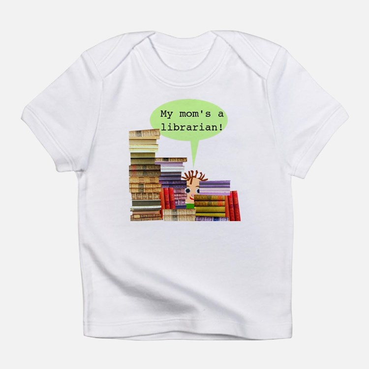 Librarian Mom Infant T-Shirt