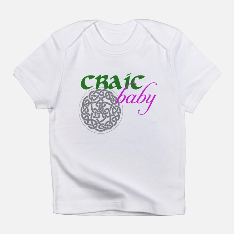 Craic Baby Creeper Infant T-Shirt
