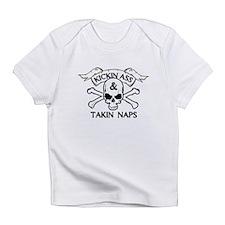 Baby Humor shirts Takin Naps Infant T-Shirt
