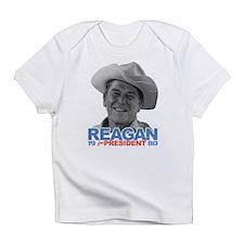 Reagan 1980 Election Infant T-Shirt