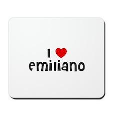 I * Emiliano Mousepad