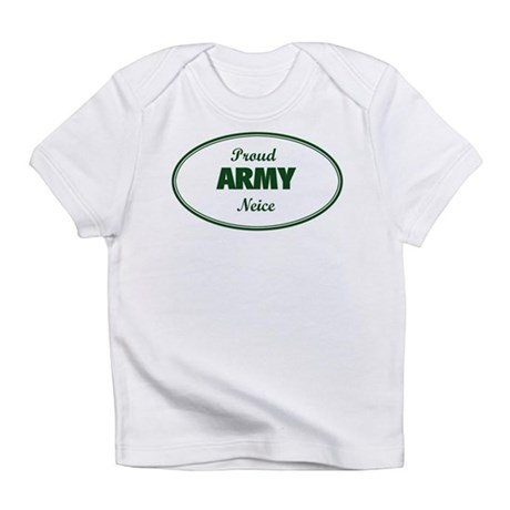 Proud Army Neice Infant T-Shirt