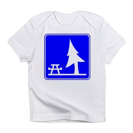 "D5-5a Picnic ""Onesie"" Infant T-Shirt"