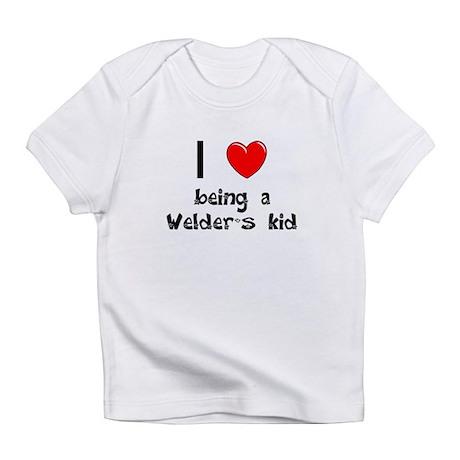 Welder Infant T-Shirt