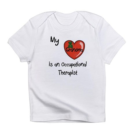 Occupational Therapist Infant T-Shirt