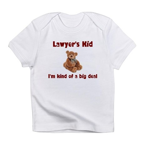 Lawyer Infant T-Shirt
