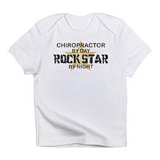 Chiropractor Rock Star Infant T-Shirt