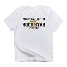 Mountain Biker RockStar Infant T-Shirt