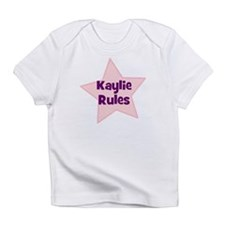 Kaylie Rules Infant T-Shirt