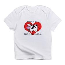 Argentine Cow Infant T-Shirt