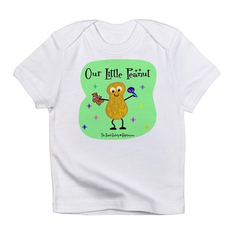 Our Little Peanut Infant T-Shirt