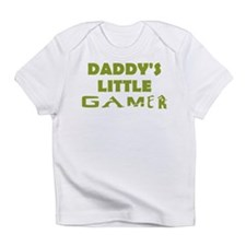 Daddy's Little Gamer Infant T-Shirt