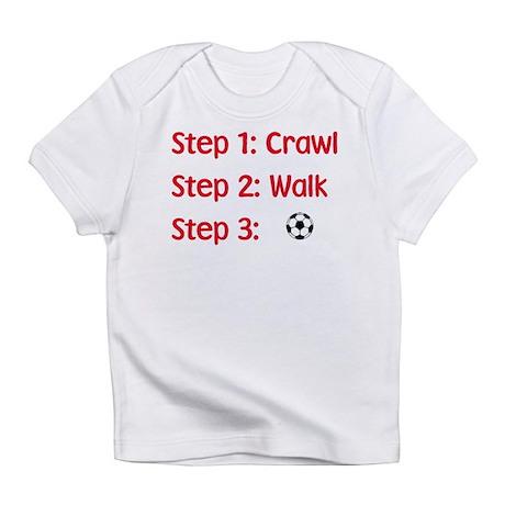 Step 3: Soccer Infant T-Shirt