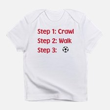 Step 3: Soccer Infant T-Shirt