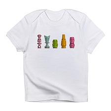 5 Tikis Infant T-Shirt