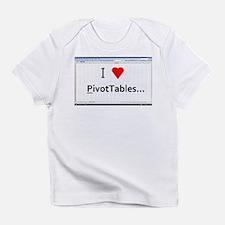 Unique Excel Infant T-Shirt