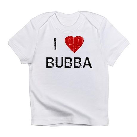 I Heart BUBBA (Vintage) Infant T-Shirt