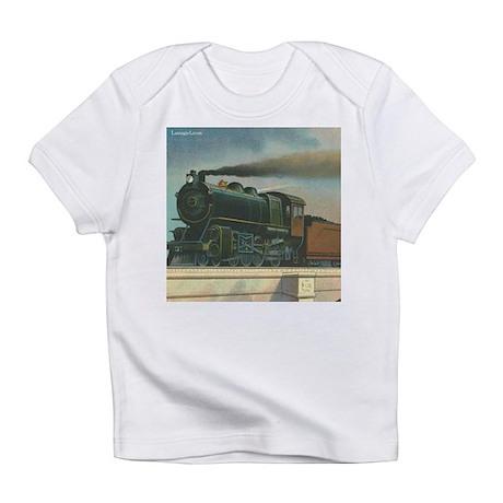 Antique Train Steam Engine Locomotive Vintage Infa