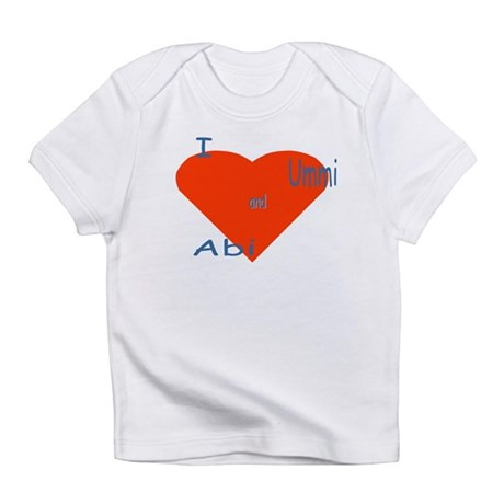 To Ummi and Abi Infant T-Shirt
