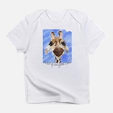 Giraffe Gifts Infant T-Shirt