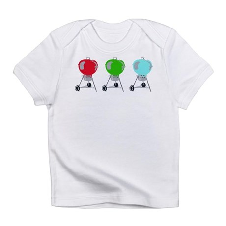 grill master 1 Infant T-Shirt