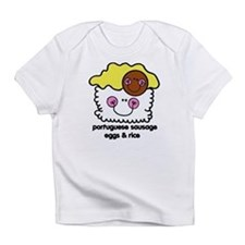 POrtuguese Sausage Eggs & Rice Infant T-Shirt