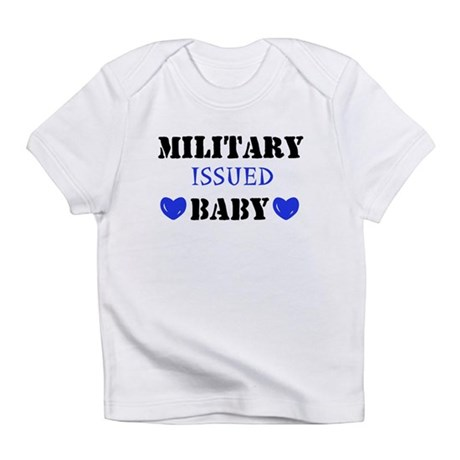 MILITARY ISSUED BABY - boys! Infant T-Shirt