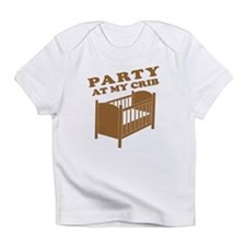 Party at My Crib Tee Infant T-Shirt
