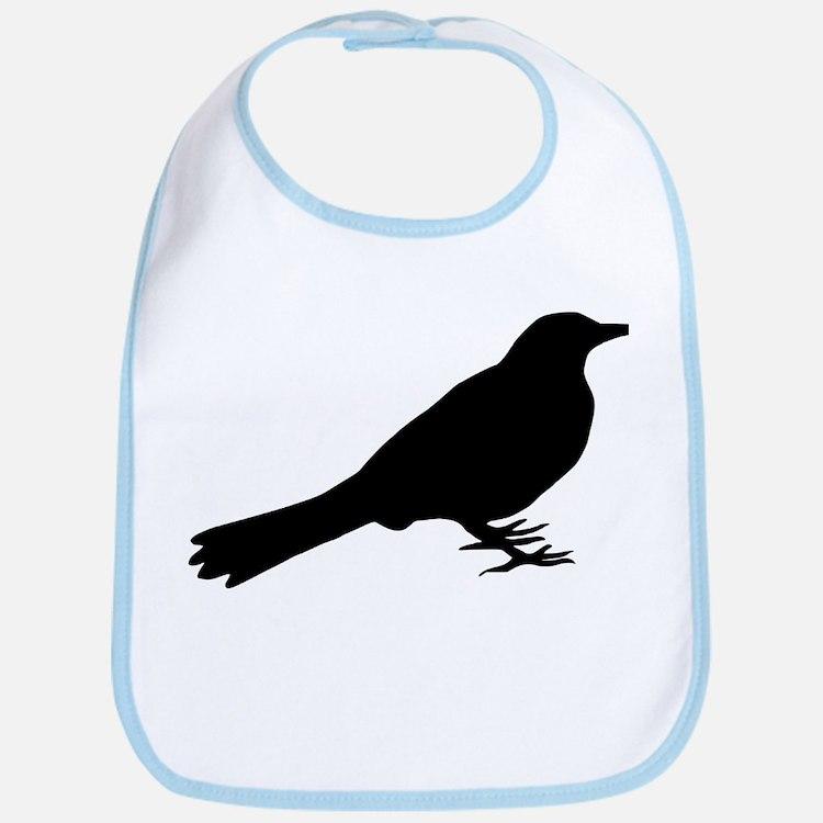 Blackbird Bib