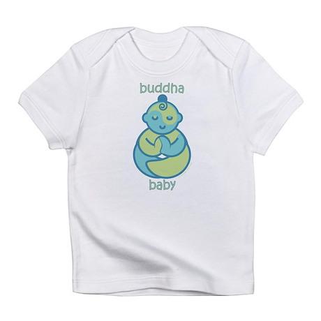 Happy Buddha Baby : Blue & Green Bodysu Infant