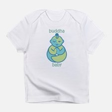 Happy Buddha Baby : Blue & Green Bodysu Infant