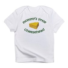 Mommy's Cheesehead Infant T-Shirt