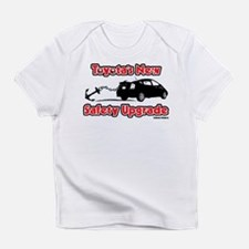 Toyota's new safety upgrade Infant T-Shirt