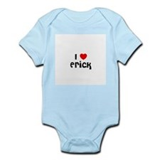 I * Erick Infant Creeper