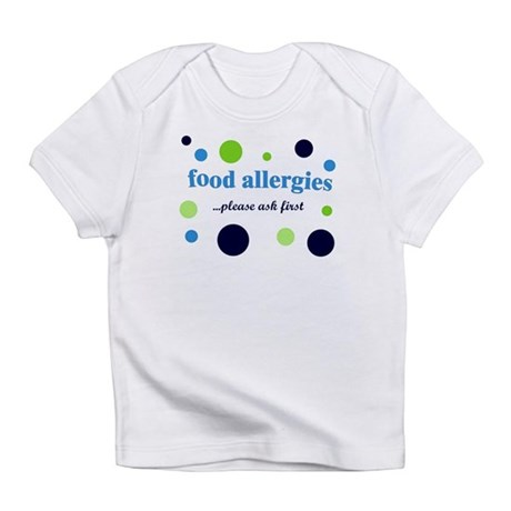 Food Allergies Infant T-Shirt