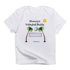 Mommy's Volleyball Buddy Infant T-Shirt