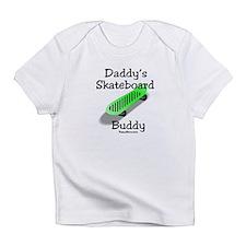 Daddy's Skateboard Buddy Infant T-Shirt