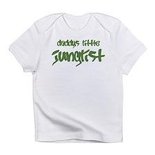 Daddy's Little Junglist Infant T-Shirt