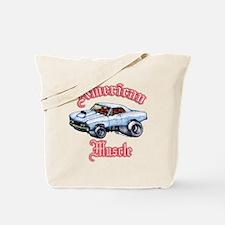 67 Chevelle Tote Bag