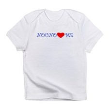 NOUNO LOVES ME Infant T-Shirt