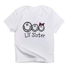 Baby of Three Infant T-Shirt